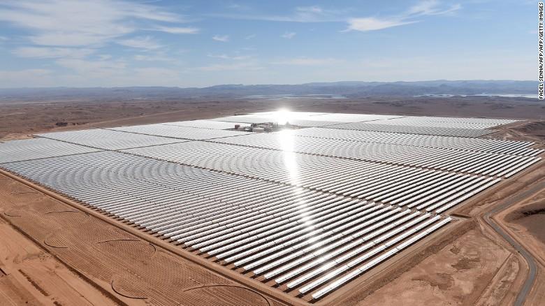 Μαρόκο: Ο ήλιος, η Σαχάρα και η τεχνολογία δίνουν ενέργεια για 1 εκατ. σπίτια