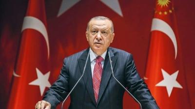 Στα κατεχόμενα ο Erdogan: Λύση δύο κρατών στην Κύπρο - Να αδράξουμε την ιστορική ευκαιρία - Τα σενάρια για τα ... καλά νέα