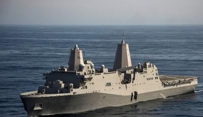O Covid «χτύπησε» δύο πολεμικά πλοία των ΗΠΑ στον Περσικό Κόλπο