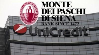Ιταλία: Η κυβέρνηση αναλαμβάνει «κόκκινα δάνεια» 14 δισ. της UniCredit για να διασφαλίσει τη συμφωνία με τη MP