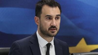 Χαρίτσης (ΣΥΡΙΖΑ): Απαράδεκτη αντιδημοκρατική μεθόδευση εκ μέρους της ΝΔ το αντιπεριβαλλοντικό νομοσχέδιο