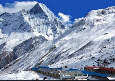 Νεπάλ: Επτά αγνοούμενοι έπειτα από χιονοστιβάδα στα Ιμαλάϊα