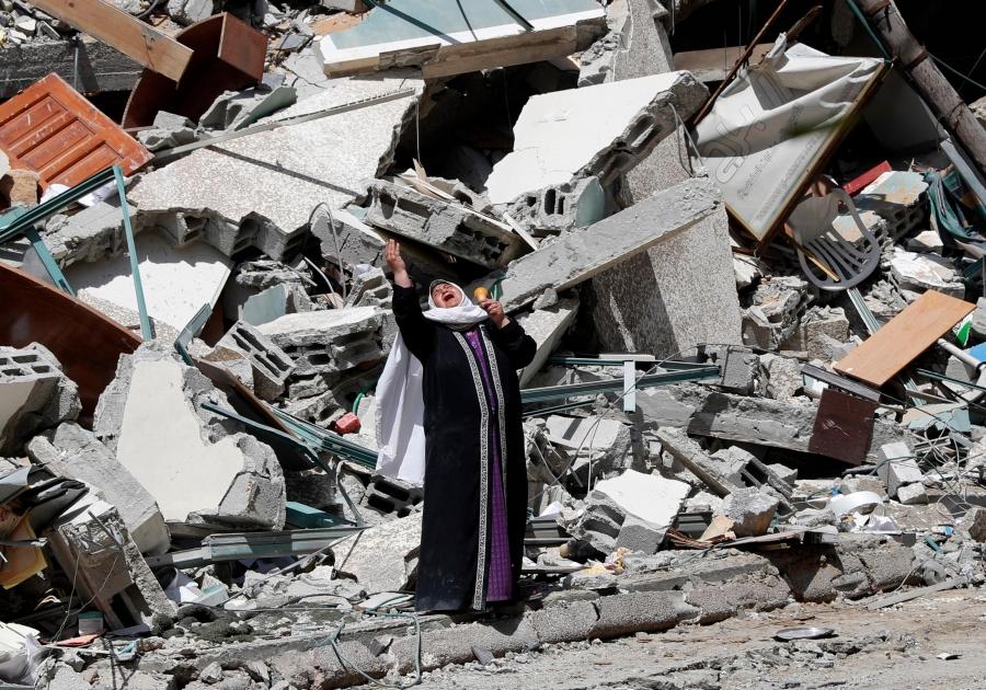 Δεύτερη εβδομάδα συγκρούσεων στο Ισραήλ - Σφοδροί βομβαρδισμοί στη Γάζα - Πάνω από 200 οι νεκροί
