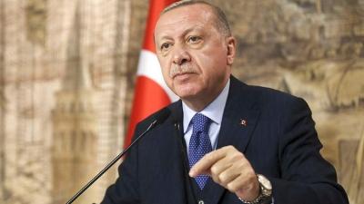 Erdogan: Ο διάλογος με την Ελλάδα βοήθησε στην επίλυση μερικών διαφορών