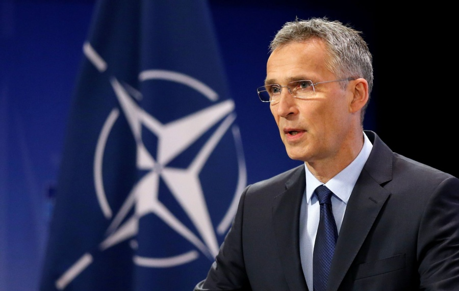 Stoltenberg (ΝΑΤΟ) για διαμάχη Γαλλίας - Τουρκίας: Κάποιες φορές οι σύμμαχοι δεν συμφωνούν σε όλα τα θέματα