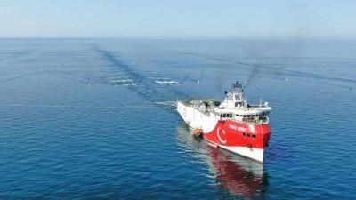 Oruc Reis: Εξέπεμψε πάλι σήμα το τουρκικό πλοίο - Πού βρίσκεται