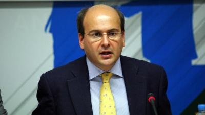Χατζηδάκης (Υπ. Ενέργειας): Ο αγωγός East Med προχωρά σε τεχνικο - οικονομικό επίπεδο