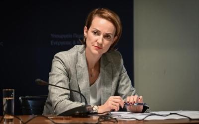 Σδούκου: Ψηλά στην ΕΕ η Ελλάδα στα κίνητρα για ηλεκτροκίνηση