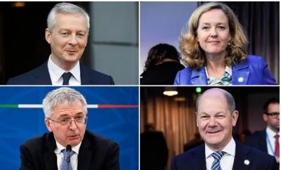 Σκληρές διαπραγματεύσεις για τον παγκόσμιο εταιρικό φόρο - Οι 4 «μεγάλοι» της ΕΕ πιέζουν τους G7