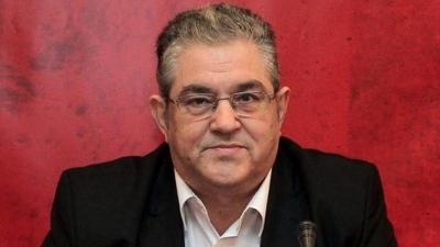 Κουτσούμπας (KKE): Τον διχασμό δημιουργούν οι δυνάμεις που υπερασπίζονται τα συμφέροντα και τα κέρδη μιας χούφτας εκμεταλλευτών