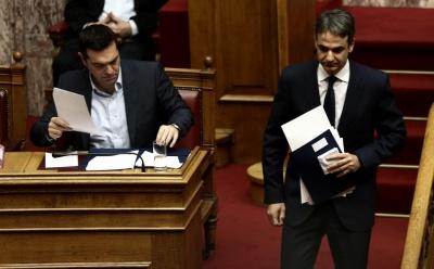 Σφοδρή αντιπαράθεση μεταξύ κυβέρνησης και αντιπολίτευσης με αφορμή την ονομασία της FYROM - Όλες οι αντιδράσεις