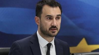Χαρίτσης: Χρέος μας στον ΣΥΡΙΖΑ να μετατρέψουμε τις ριζικές αλλαγές που φέρνει η πανδημία σε νέο πολιτικό πρόταγμα