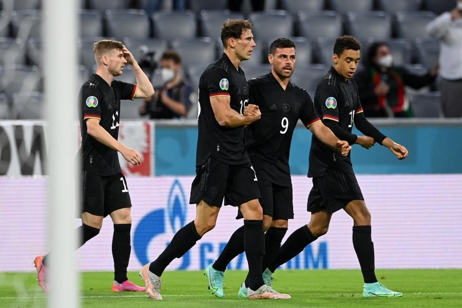 EURO 2020: Αγγλία - Γερμανία το μεγάλο ματς της φάσης των «16»