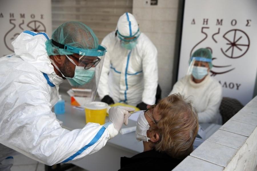 Κορωνοϊός: 2.327 νέα κρούσματα και ακόμα 2 θάνατοι – Στους 142 οι διασωληνωμένοι