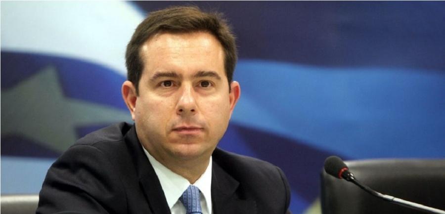 Μηταράκης: Συνταξιοδοτικό σύστημα τριών πυλώνων υποστηρίζει η κυβέρνηση Μητσοτάκη