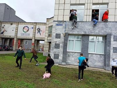 Σφαγή στη Ρωσία: Επίθεση με 8 νεκρούς και 28 τραυματίες στο πανεπιστήμιο της πόλης Perm