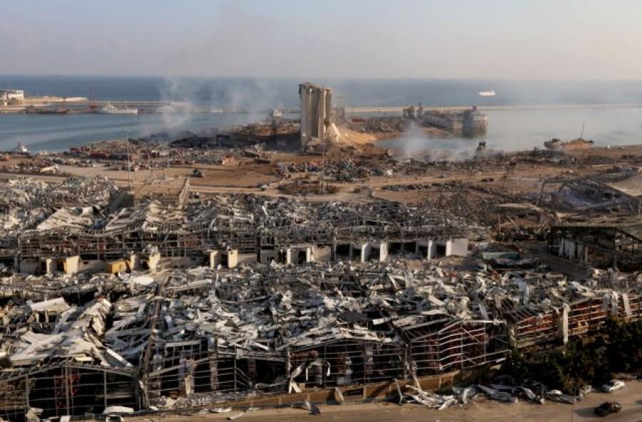 Λίβανος: Το FBI δεν προσδιορίζει την αιτία της έκρηξης στη Βηρυτό - Για ατύχημα μιλούν οι ερευνητές