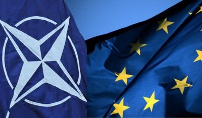 ΕΕ και ΝΑΤΟ καταδικάζουν την επίθεση κατά τάνκερ στη θάλασσα του Ομάν