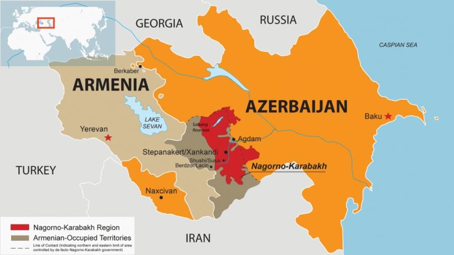 Στην Αρμενία η επόμενη «σύγκρουση» Δύσης - Ρωσίας - Ποιός ο ρόλος του Αζερμπαϊτζάν