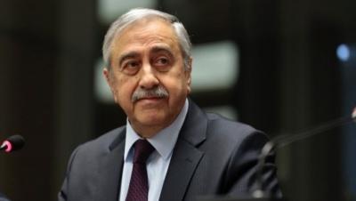 Akinci: Οι Τουρκοκύπριοι δεν θέλουν να γίνουν μειονότητα των Ελληνοκυπρίων