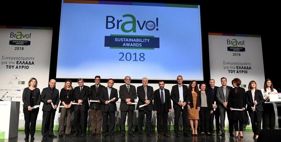 Διάκριση της INTERAMERICAN στον θεσμό «Bravo 2018» για την «Πολιτική Ακεραιότητας και Καταπολέμησης της Απάτης»
