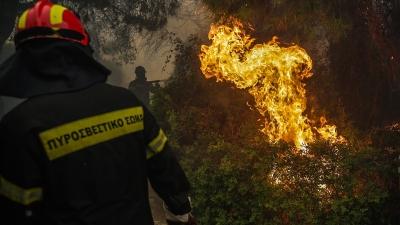 Μάχη με τις φλόγες στην Αχαΐα - Τα μέτωπα σε Πάτρα, Ερύμανθο - Καίγονται σπίτια - Εκκενώσεις οικισμών