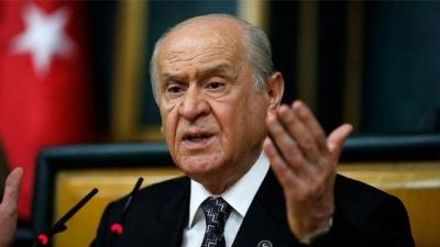 Τουρκία: Στην Άγκυρα ψήφισε ο ηγέτης του Κόμματος Εθνικιστικού Κινήματος - Τι δήλωσε ο Bahceli