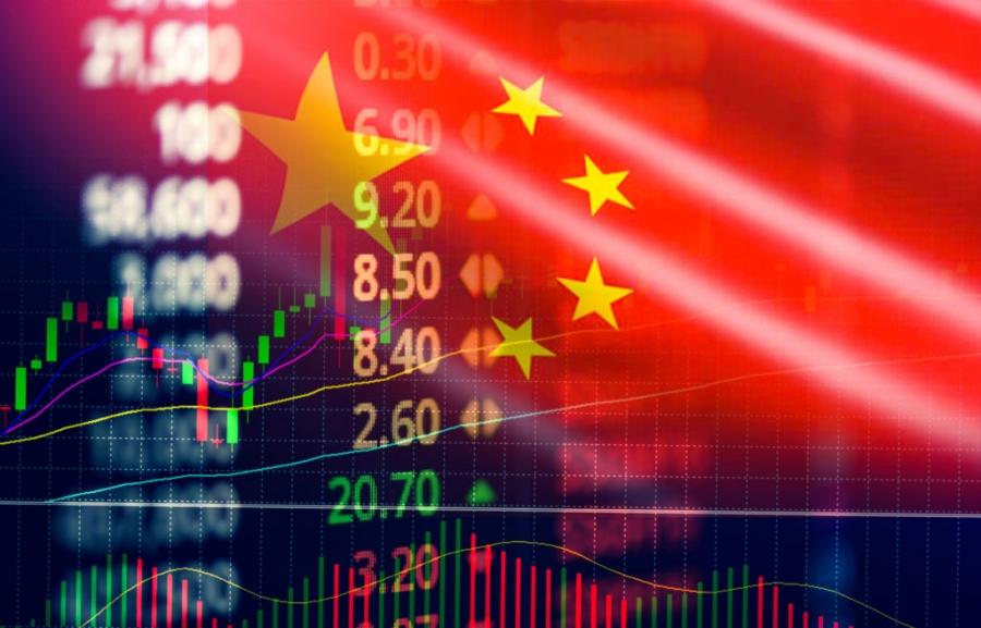 Κίνα: Στα 3,17 τρισ. δολάρια μειώθηκαν τα συναλλαγματικά αποθέματα