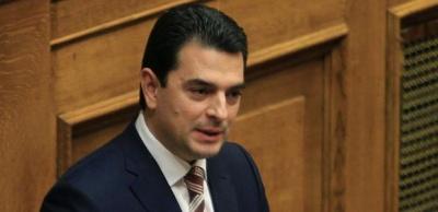 Σκρέκας: Μόνο όταν η Ελλάδα είναι ενωμένη μπορεί να πάει μπροστά