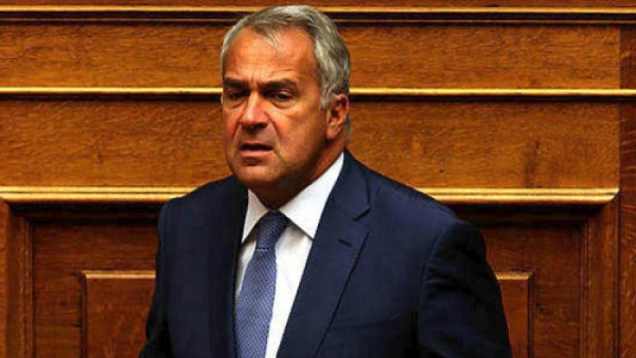 Βορίδης: Η προσπάθεια του ΣΥΡΙΖΑ να παραιτηθεί η Μενδώνη (υπουργός Πολιτισμού) έπεσε στο κενό
