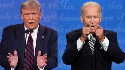 Η «αντίδραση» της Ευρώπης στο debate Trump - Biden