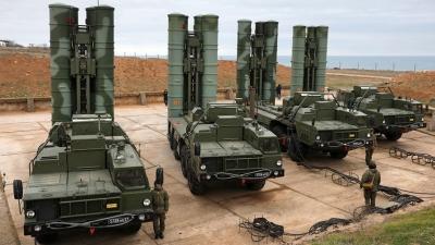 Ρωσία: Προς συμφωνία με την Τουρκία για την προμήθεια και νέας συστοιχίας S-400