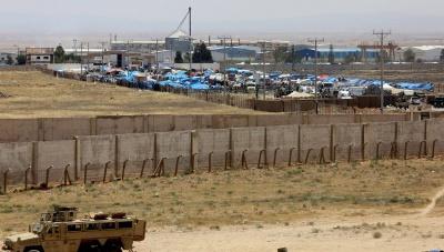 Kλειστά για τους εκτοπισμένους παραμένουν τα σύνορα Ιορδανίας - Συρίας - Έκκληση του ΟΗΕ να ανοίξουν