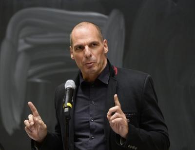 Βαρουφάκης: Θα είμαι υποψήφιος στις επόμενες εκλογές - Ο Τσίπρας εκτελεί τις εντολές των Βρυξελλών