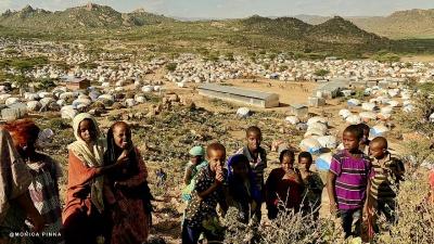 Τεράστιες διαστάσεις έχει λάβει η επισιτιστική κρίση στην Αιθιοπία