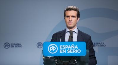 Ισπανία: Οικονομική κατάρρευση για το PP μετά τη συντριβή στις εκλογές - Αδυναμία πληρωμής ακόμη και μισθών