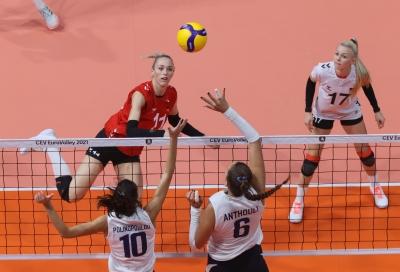Ευρωπαϊκό πρωτάθλημα γυναικών: Πάλεψε αλλά ηττήθηκε και από τη Γερμανία η Εθνική