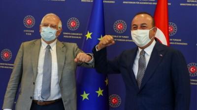 Ενώ η Ελλάδα αναλώνεται σε Καλογρίτσα και σκάνδαλο 19,8 εκατ ο Borell προκλητικά μιλάει για διαμοιρασμό των εσόδων της ενέργειας με την Τουρκία