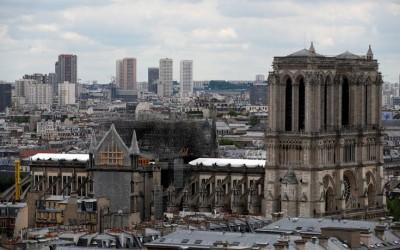 Τον Ιανουάριο 2021 ξεκινούν οι εργασίες ανοικοδόμησης στην Παναγία των Παρισίων