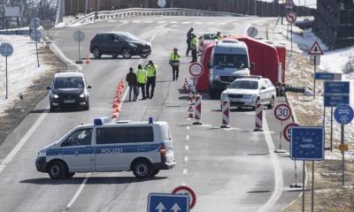 Έντονη δυσαρέσκεια της Αυστρίας με Γερμανία – Ιταλία για το σφράγισμα  των συνόρων, λόγω Covid