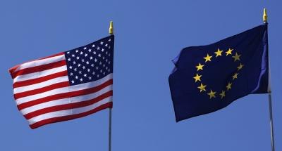 Συνάντηση Ursula von der Leyen  - Trump τον Ιανουάριο 2020 - Οι εμπορικές αντιπαραθέσεις στο επίκεντρο