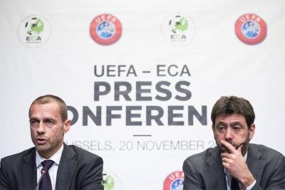 Ceferin vs Agnelli: Από κουμπάροι και φίλοι.. άσπονδοι εχθροί λόγω European Super League