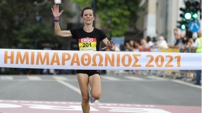 Ημιμαραθώνιος Αθήνας 2021: Ικανοποίηση των αθλητών για την επιστροφή των αγώνων δρόμου