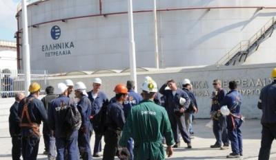 Με εξώδικο προς το ΤΑΙΠΕΔ για το διαγωνισμό πώλησης των ΕΛΠΕ «απαντούν» οι εργαζόμενοι της εταιρίας
