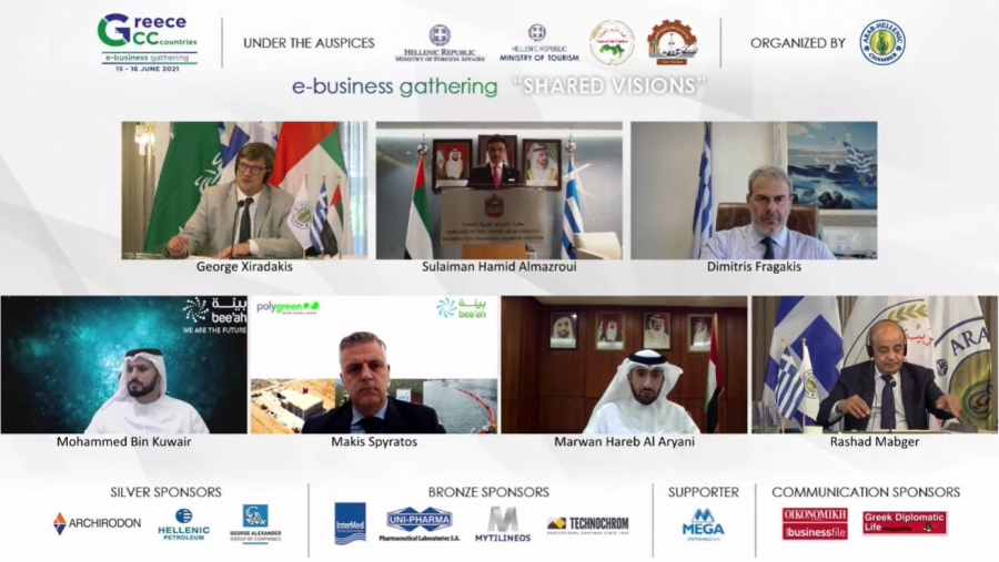 Δ. Φραγκάκης: Διευρύνουμε τη συνεργασία με τα Ηνωμένα Αραβικά Εμιράτα για τον ελληνικό τουρισμό