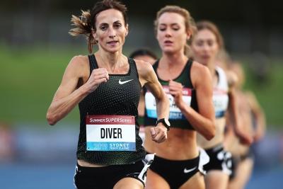 Σινέντ Ντάιβερ: Ολυμπιακό ντεμπούτο στα 44!