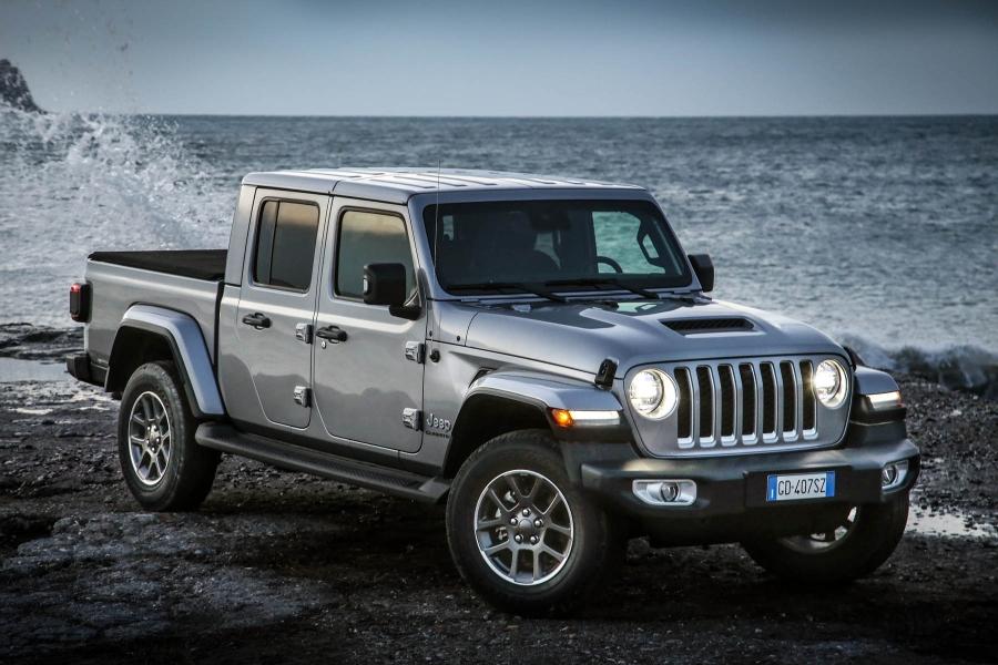 Διαθέσιμο στην Ελλάδα το Jeep Gladiator
