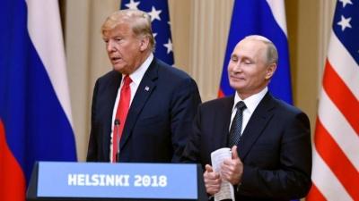 Τι λέει η Ρωσία για την τηλεφωνική επικοινωνία του Trump με τον Putin – Τι είπαν για τη Βενεζουέλα