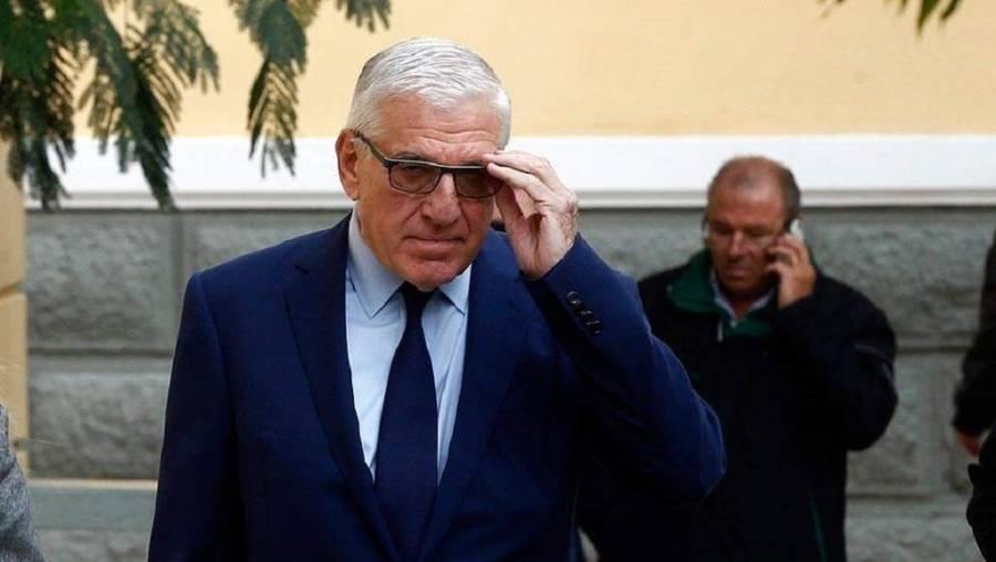 «Πράσινο φως» για την αποφυλάκιση του Γιάννου Παπαντωνίου - Απαιτείται εγγύηση 150.000 ευρώ