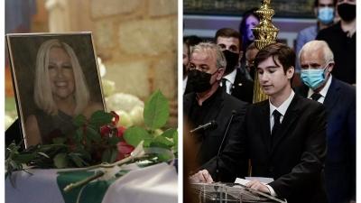 Τραγική ειρωνεία: Η Φώφη Γεννηματά 72 ώρες πριν το θάνατο της γιόρταζε στο νοσοκομείο τα 17α γενέθλια του γιου της